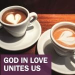 Picture from God in love unites us report